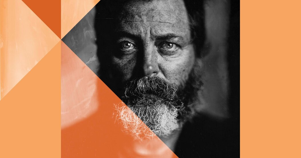 , Lessons on Living Well, From Nick Offerman, The Habari News New York