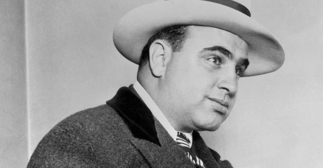 , Al Capone's Possessions Sell for More Than $3 Million at Auction, The Habari News New York
