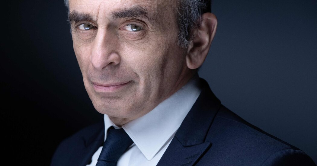 , How Éric Zemmour Is Turning French Politics Upside Down, The Habari News New York