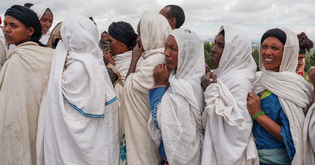 , Ethiopia Attacks Rebels in Tigray as Famine Threatens, The Habari News New York