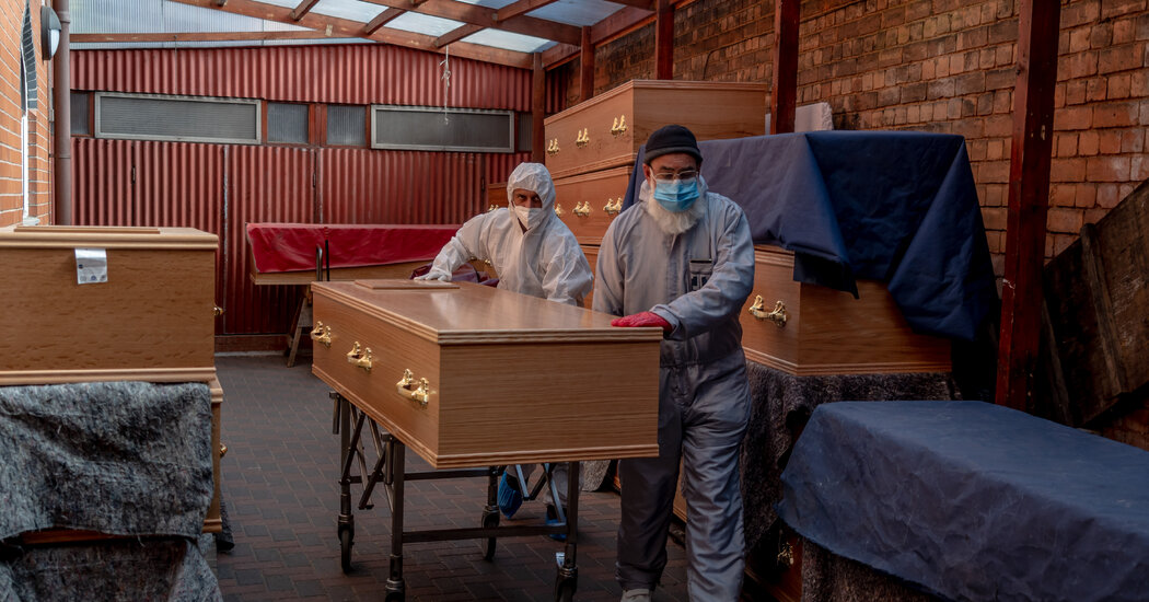 , Britain's stumbling pandemic response cost thousands of lives, parliamentary report finds., The Habari News New York