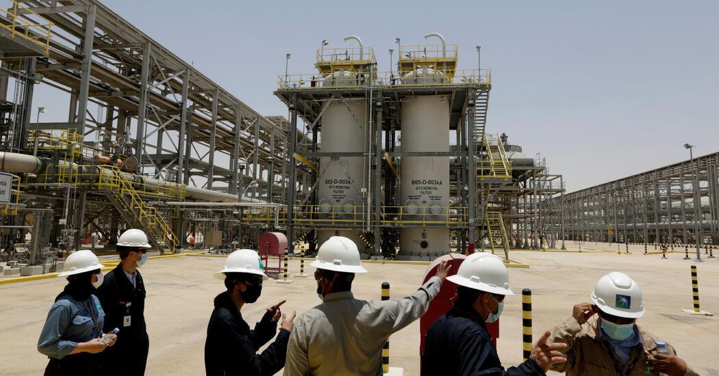 , As Western Oil Giants Cut Production, State-Owned Companies Step Up, The Habari News New York