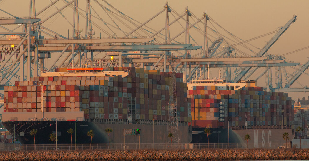 , Biden to Announce Expansion of Port of Los Angeles's Hours, The Evepost National News