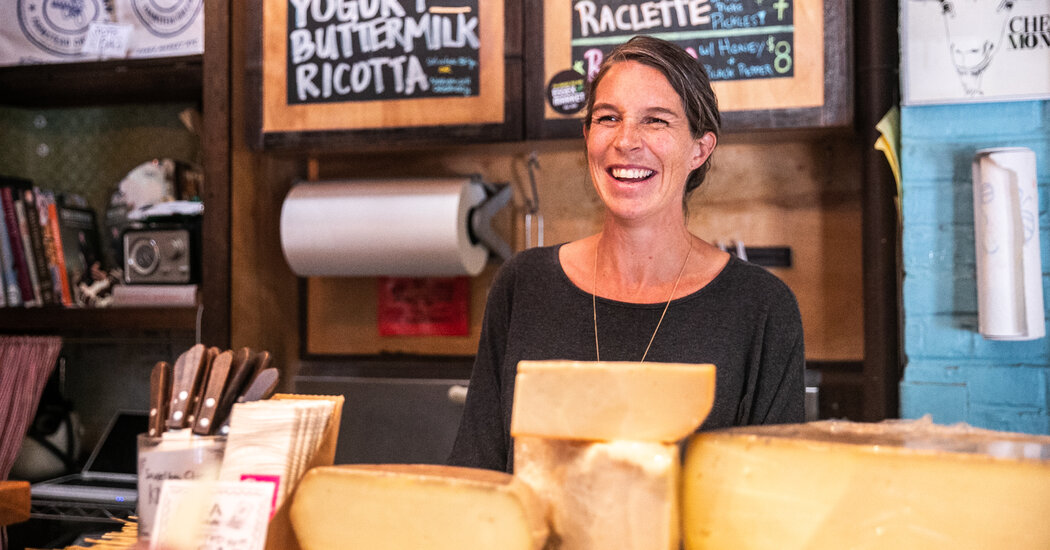 , Anne Saxelby, Who Championed Fine American Cheeses, Dies at 40, The Habari News New York