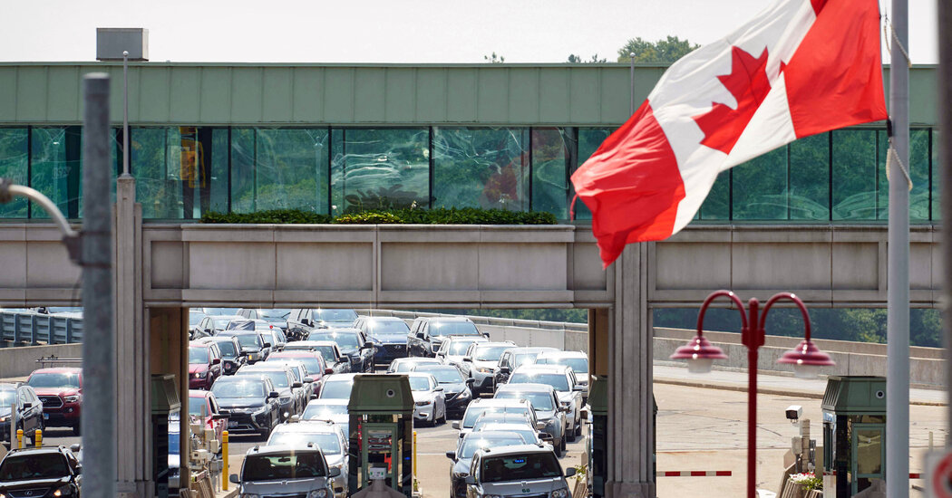 , Border With Canada to Open, Businesses 'Could Not Be Happier', Nzuchi Times National News