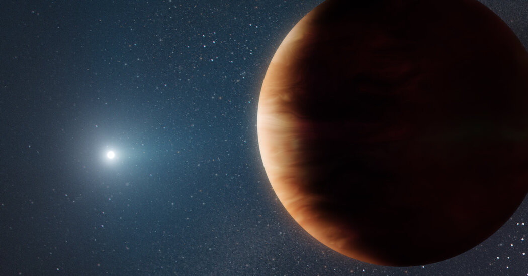 , Astronomers Found a Planet That Survived Its Star's Death, The Habari News New York