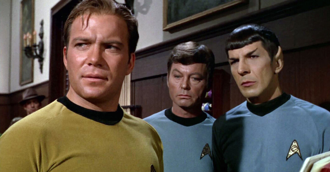 , Many 'Star Trek' Fans Are Eager to See William Shatner Go to Space, The Habari News New York