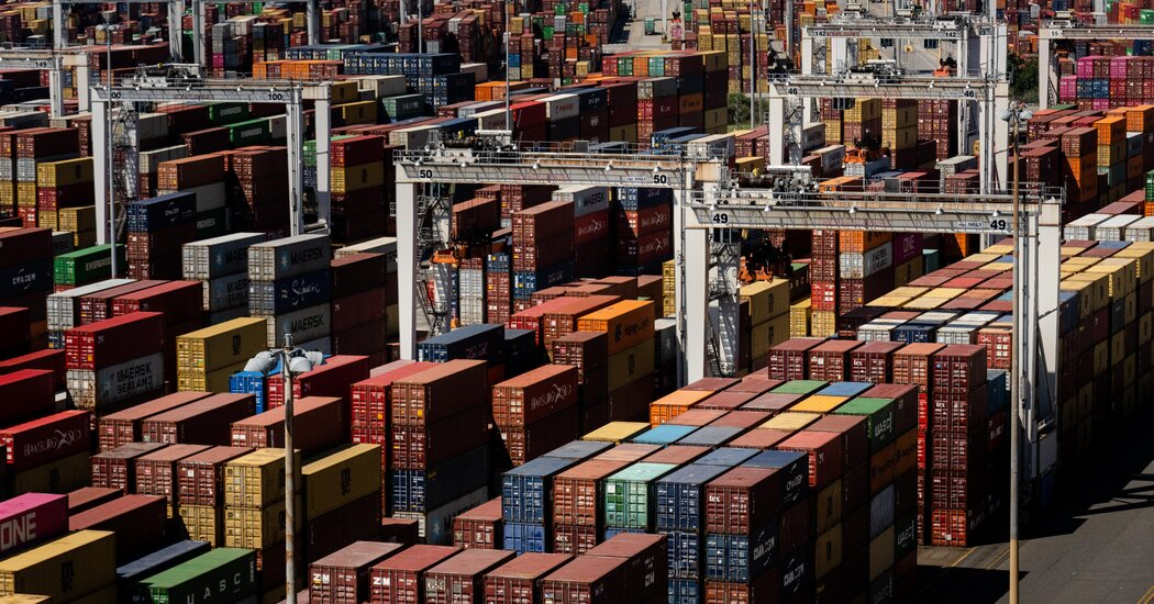 , Biden to Announce Expansion of Port of Los Angeles's Hours, Nzuchi Times National News