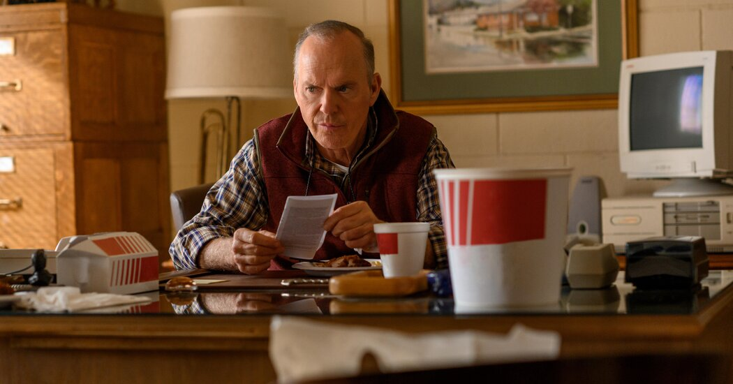 , 'Dopesick' Uses Drama, and Michael Keaton, to Give the Opioid Crisis a Human Face, The Today News New York