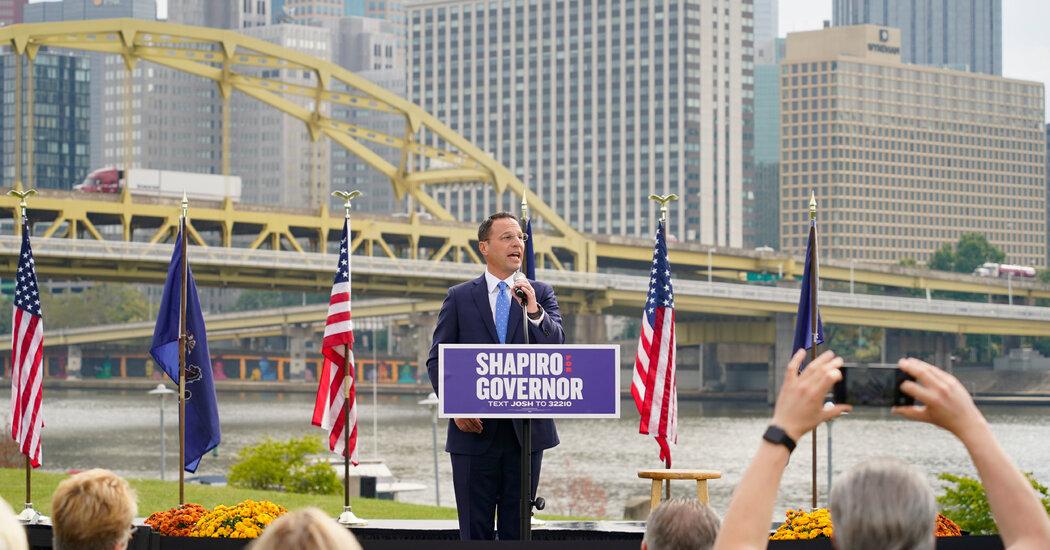 , Josh Shapiro, Running for Pennsylvania Governor, Focuses on Voting Rights, The Habari News New York