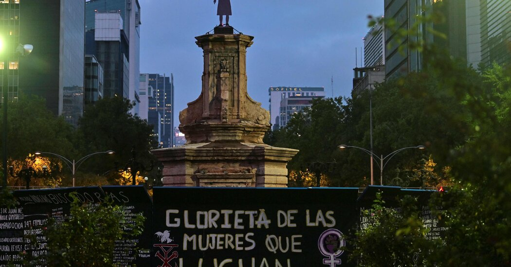 , Mexico City Replaces a Statue of Columbus With One of an Indigenous Woman, The Habari News New York
