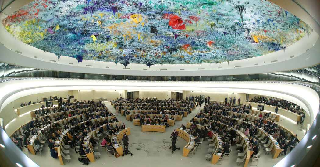 , U.S. Regains Seat at U.N. Human Rights Council, 3 Years After Quitting, The Habari News New York