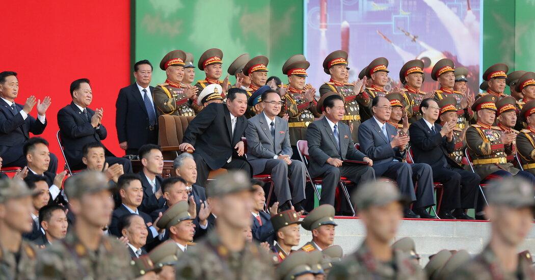 , North Korean Soldiers Lie Shirtless on Broken Glass, The Habari News New York