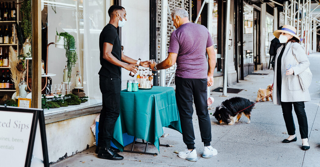 , Enough With the Seltzer: The Booze-Free Cocktail Has Arrived, The Habari News New York