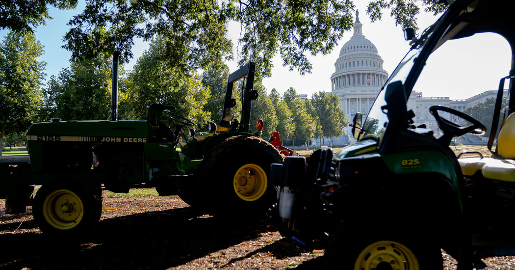 , John Deere Workers Strike After Failed Contract Talks, The Habari News New York