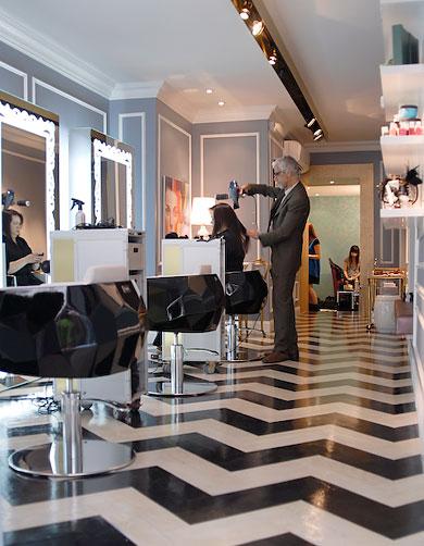 Black Salon Westchester New York Vain Glorious Ric Pipino