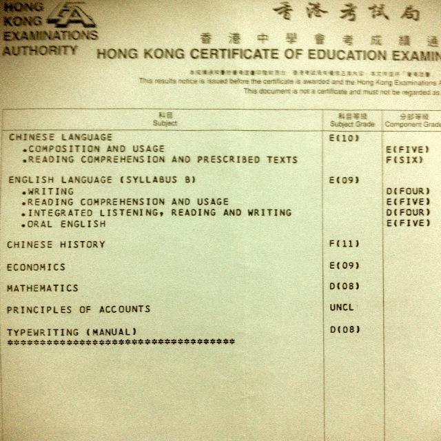 DSE成績不代表一切 從會考零分走到非凡人生 - 香港經濟日報 - TOPick - 親子 - 親子資訊 - D170712
