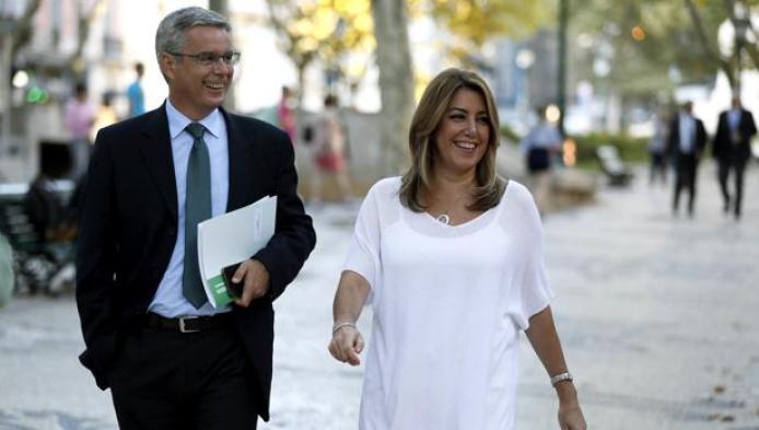 El Gobierno de Susana Díaz acusa a Pablo Iglesias de «faltar al respeto a  los andaluces»