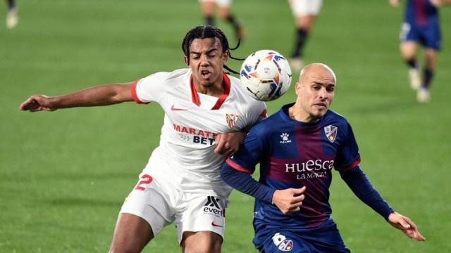 Huesca - Sevilla: el gol de En-Nesyri da un nuevo triunfo (0-1)