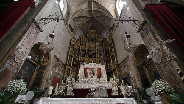 Santa Ana de Triana: 750 años de historias, leyendas y patrimonio ...