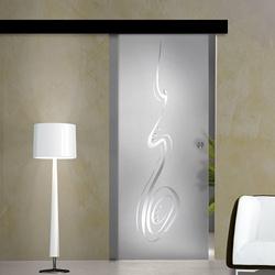 black anodized sliding systems for loft