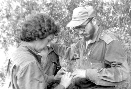 Pocos dudan que la revolucionaria Celia Sánchez jugó un papel clave en la vida del líder cubano Fidel Castro durante más de tres décadas