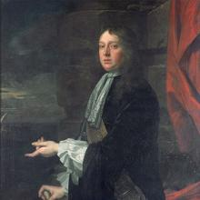 Portrait of William Penn