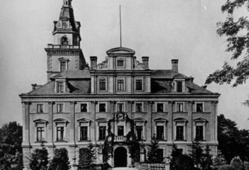 El palacio de la familia Hochberg