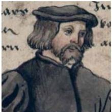 El dibujo realizado por Christoph Weiditz al conquistador en el siglo XVI.