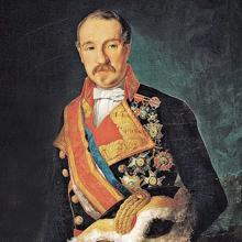 Retrato de Leopoldo O'Donnell