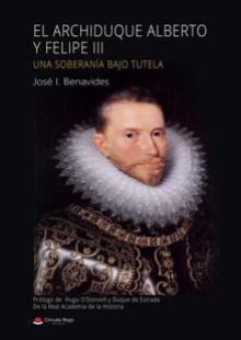 Portada del libro de José I. Benavides.
