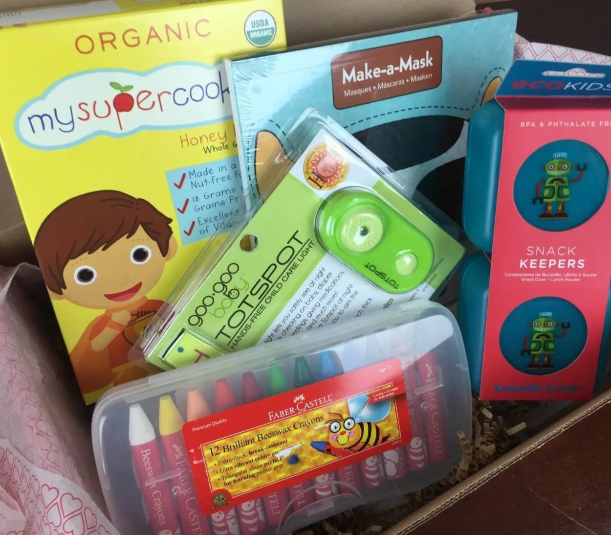 These Are The Best Subscription Boxes For New Moms & Dads