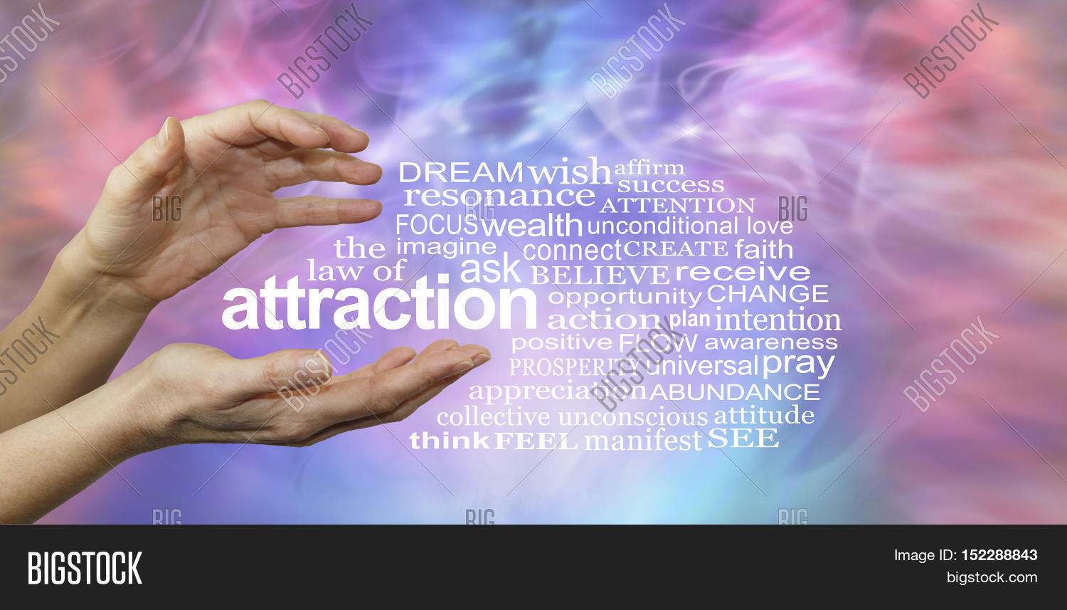 Law Attraction Word Image Amp Photo Free Trial