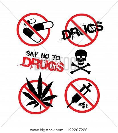 Say No To Drugs Posters Page 1 Printmeposter Com