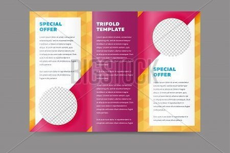 trifold brochure size   Hola klonec co trifold brochure size