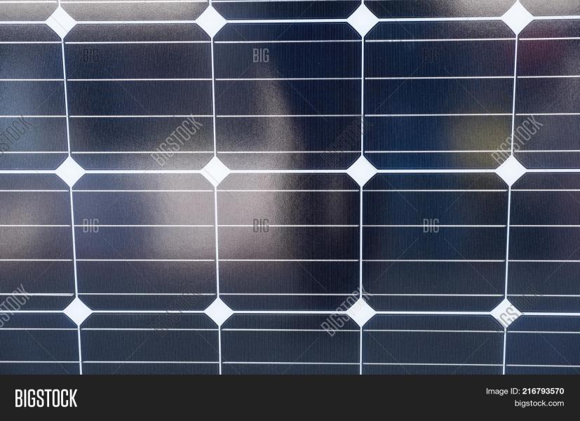 Solar Cell Panel  Image   Photo  Free Trial    Bigstock Solar Cell Panel  Photovoltaic  Alternative Electricity Power Source   Renewable Electric Production