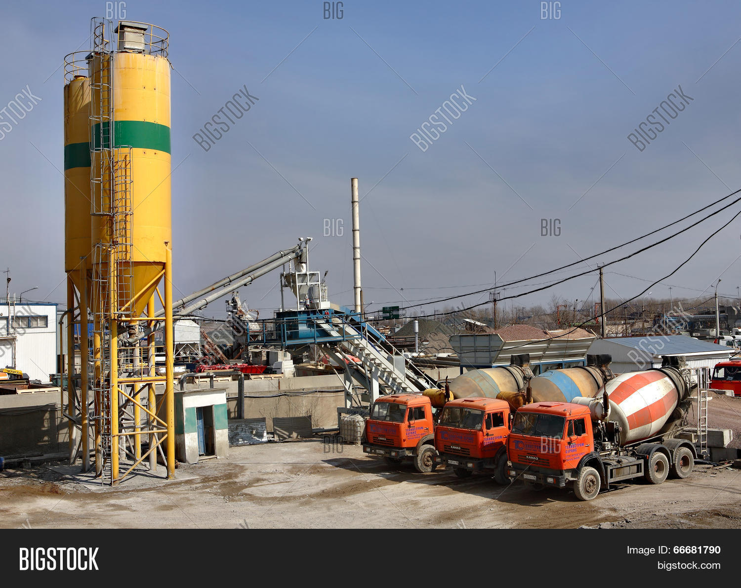 Ready Mix Concrete Image Amp Photo Free Trial