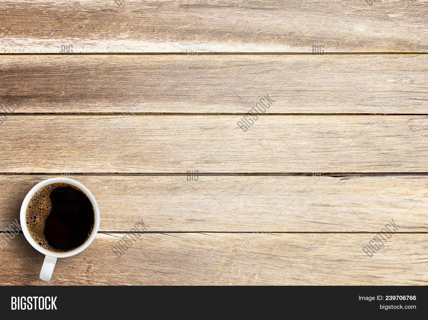 cup coffee on office image photo