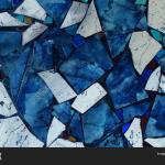 Gray Tone Blue Marble Image Photo Free Trial Bigstock
