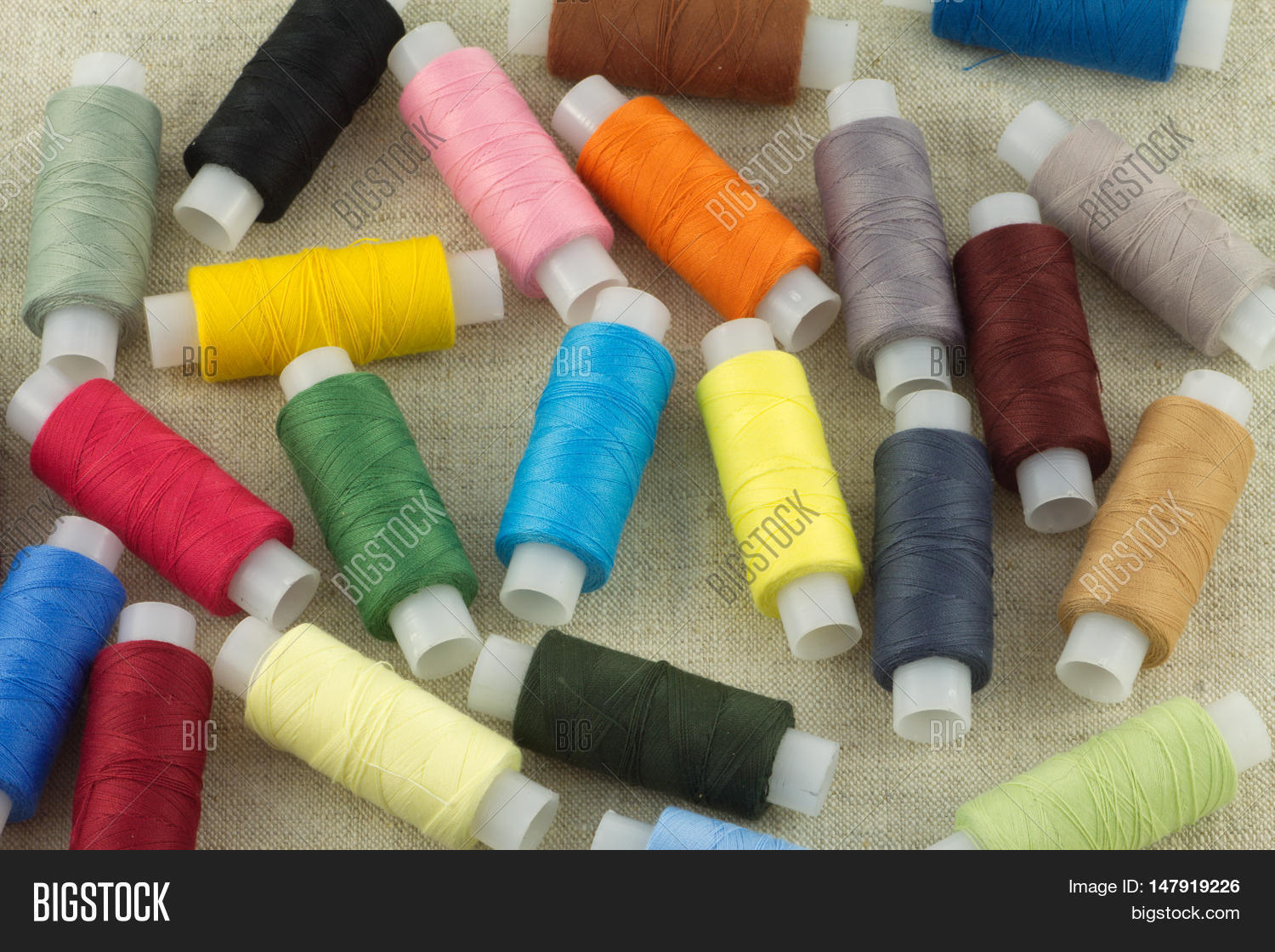 Thread Threads Spool Spools Object Objects Cloth Fabric Textile Woven Colored Color