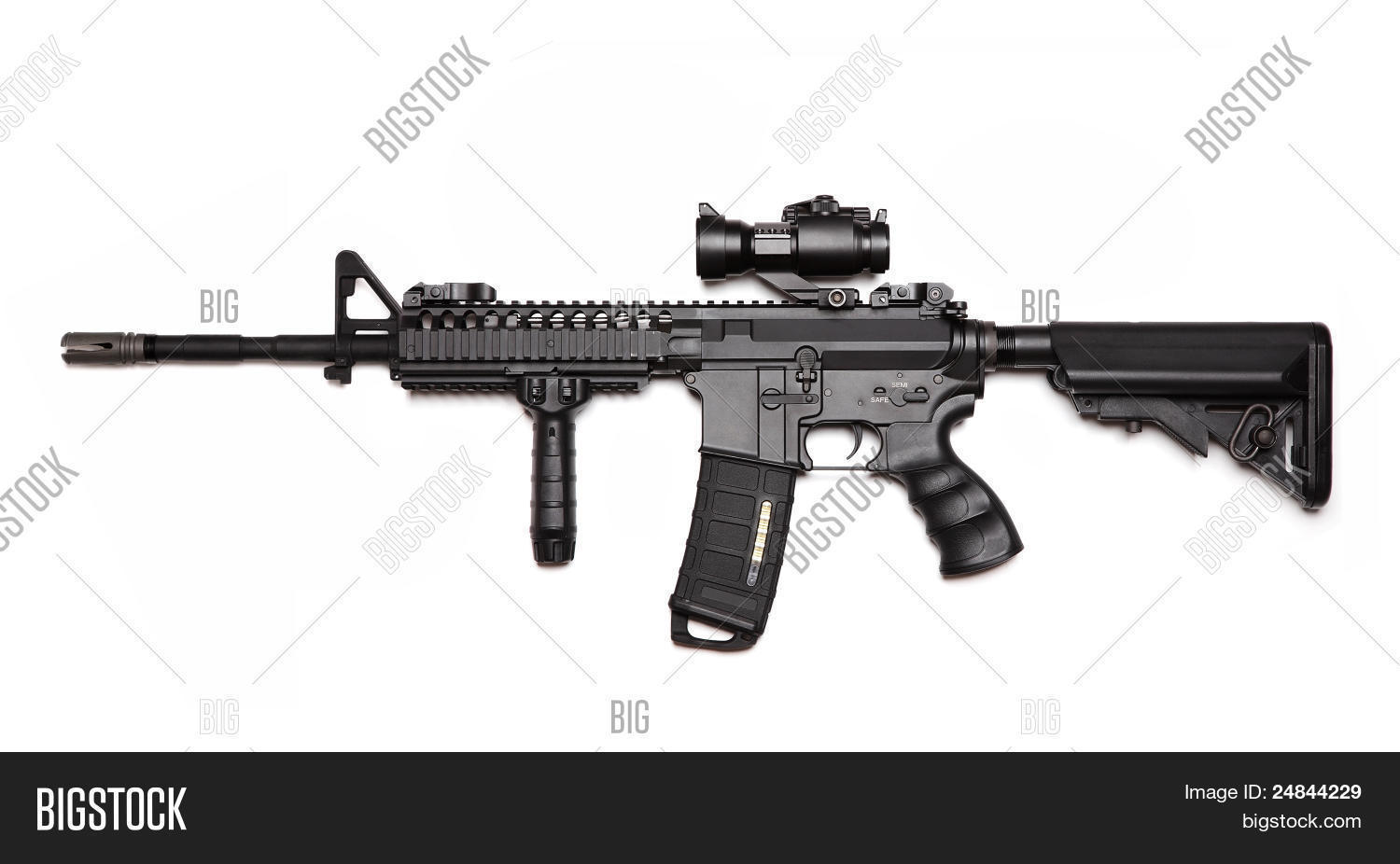 Us Army Spec Ops M4a1 Custom Build Image Amp Photo