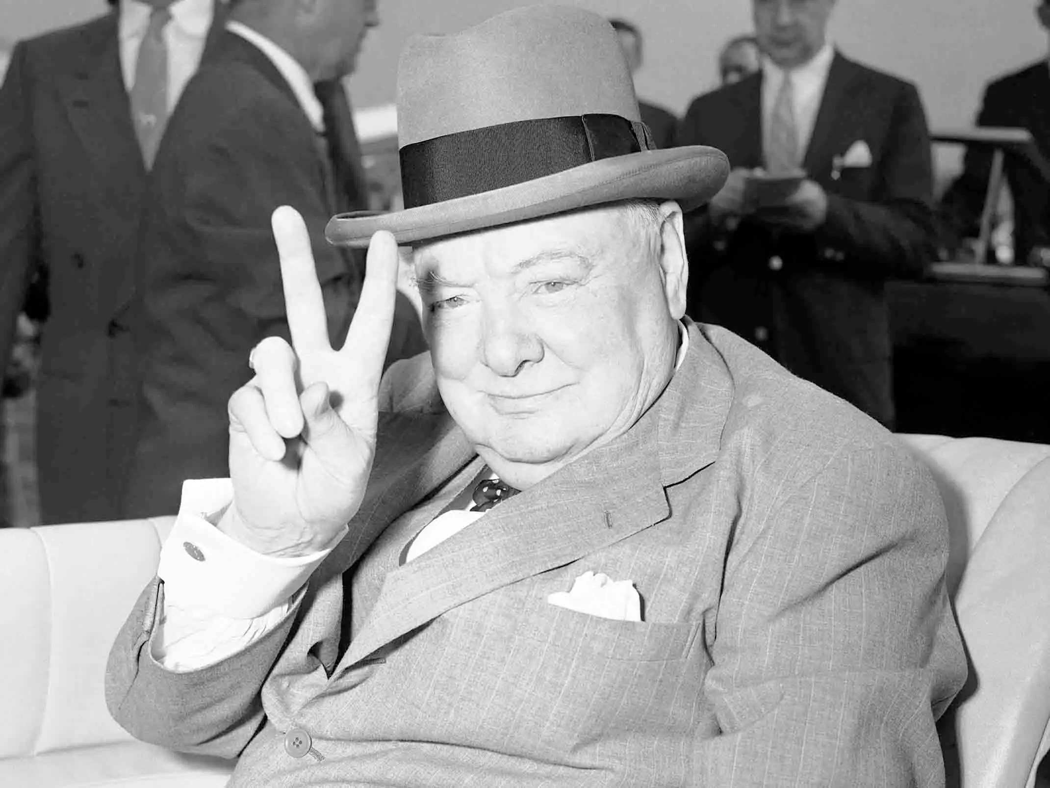 Winston Churchill failed the sixth grade. He was defeated in every public office role he ran for.