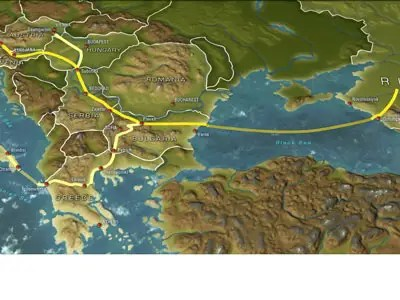 Russian Dominance: South Stream