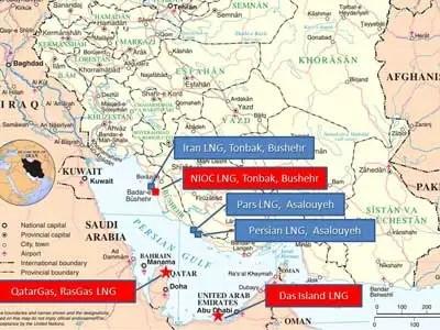 Iran: Pars Pipeline