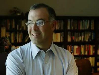 David Brooks, New York Times columnist