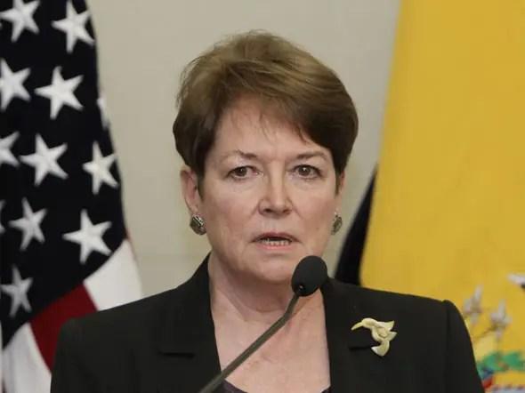 Ambassador Heather Hodges