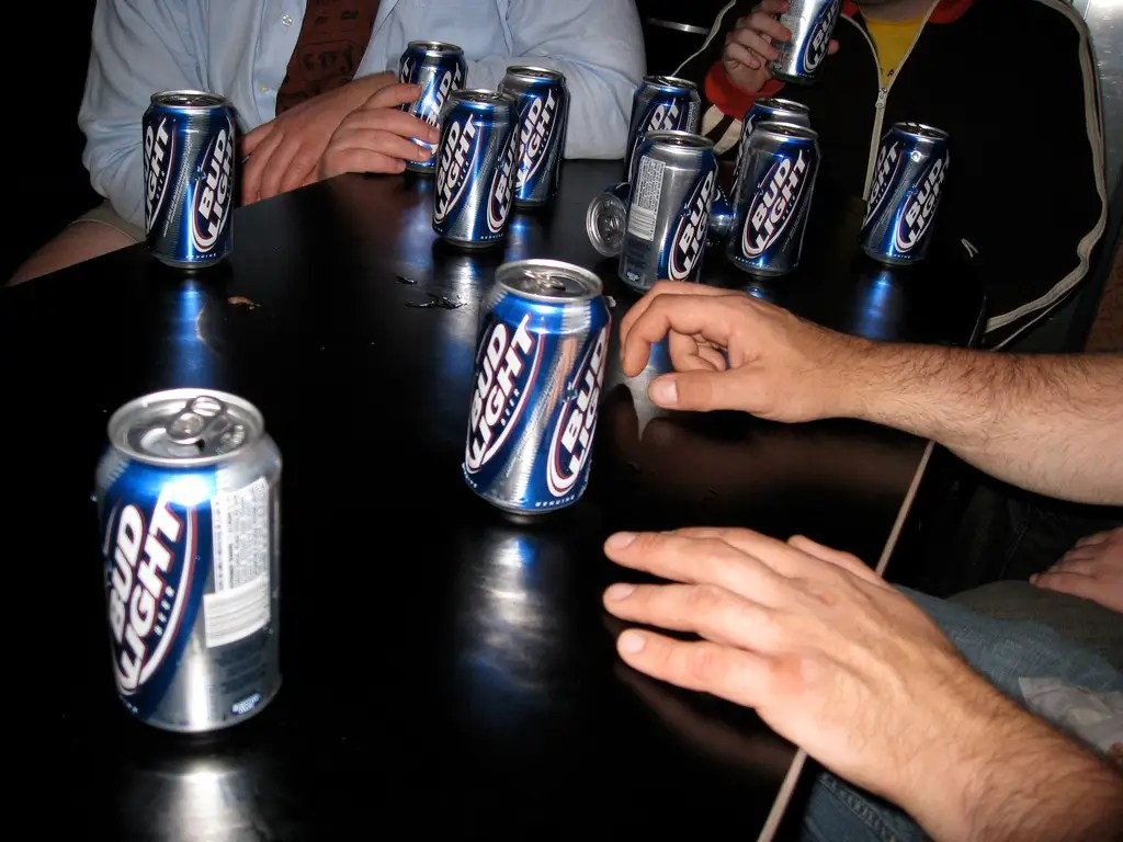 How Much Alcohol Bud Light Platinum