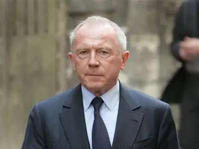 Luxury goods mogul Francois Pinault quit high school in 1974 after being bullied for being poor.