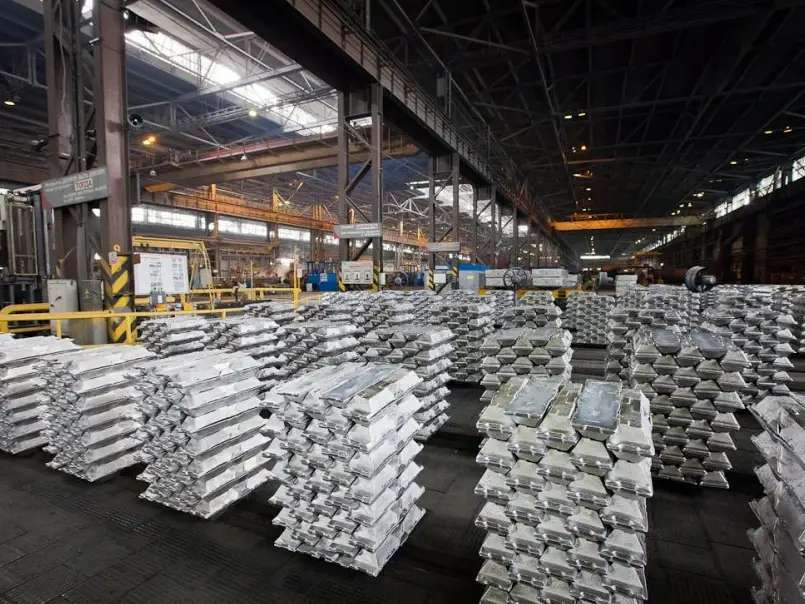 Aluminum is expected to see modest consumption growth in 2013