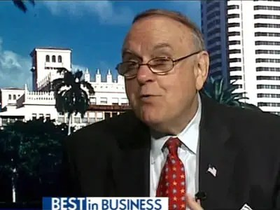 Leon Cooperman: Family is the most important.